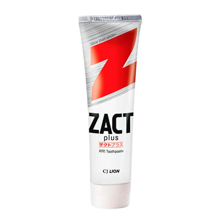 Зубная паста Zact Lion Smoker для устранения Никотинового Налета и Запаха Табака 150 г фото