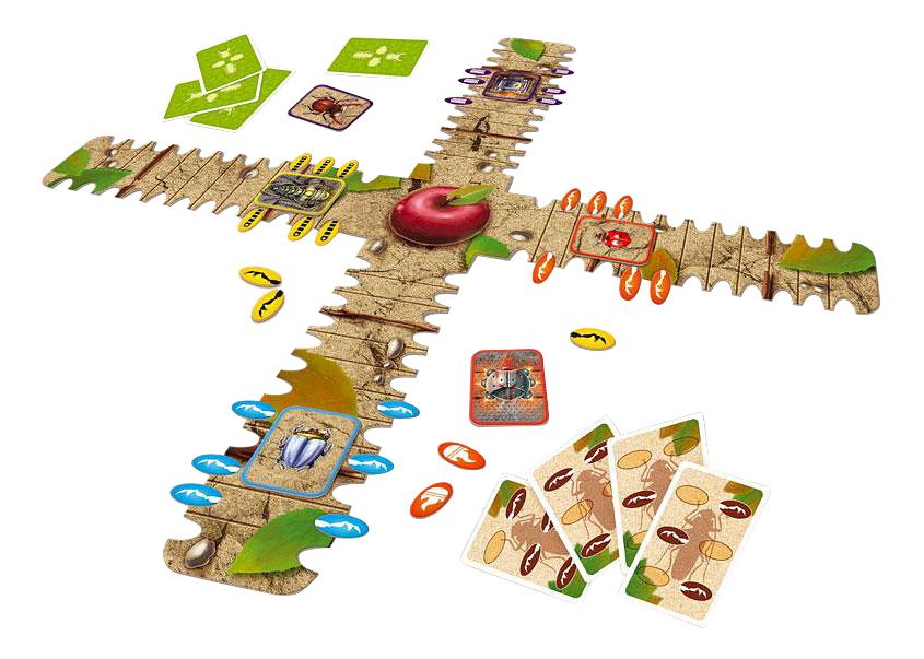 Купить Семейная настольная игра Правильные игры Гонки жуков, Правильные Игры, Семейные настольные игры
