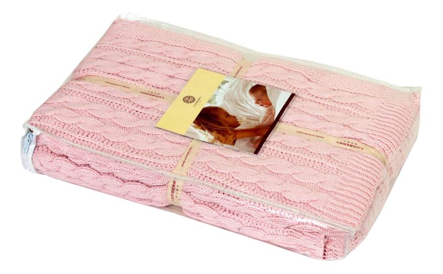 Плед Luxberry Imperio 36 100 х 150 см розовый