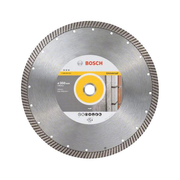 Алмазный диск Bosch Bf UniversalT 350-25,4 2608603813