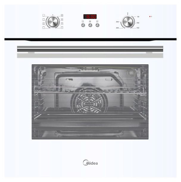 Встраиваемый электрический духовой шкаф Midea MO47000GW White фото