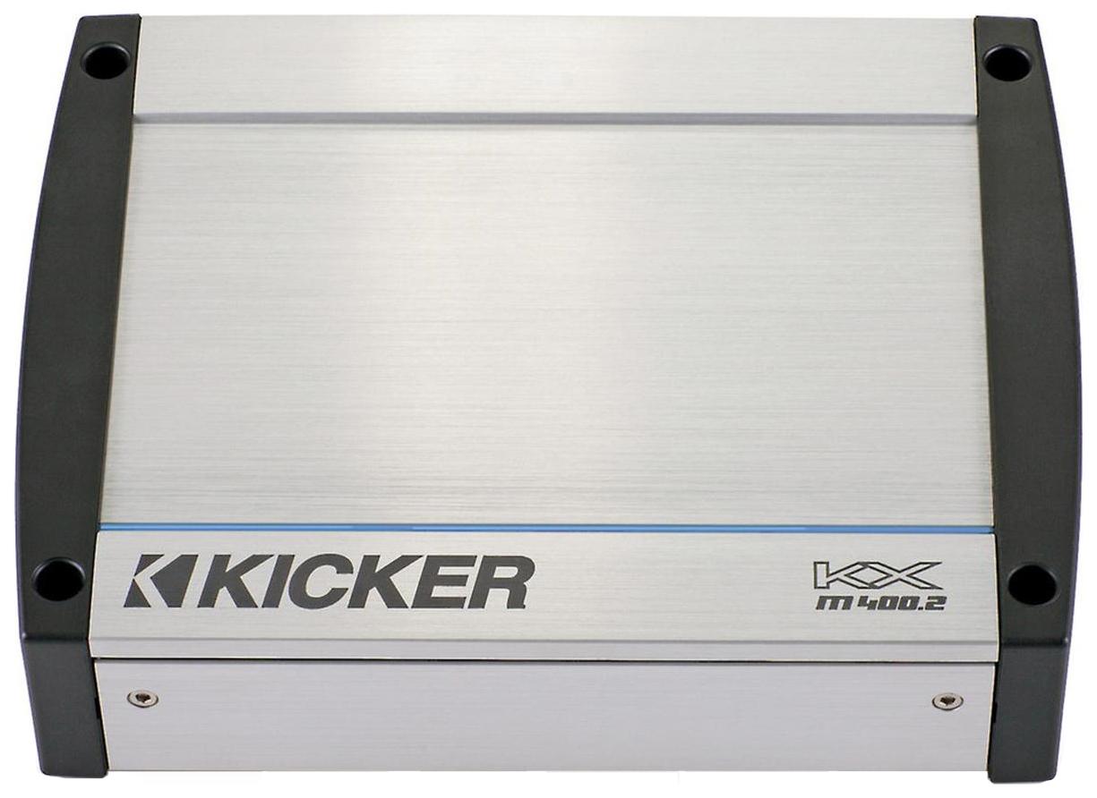 Усилитель 2 канальный Kicker KMX KXM400.2