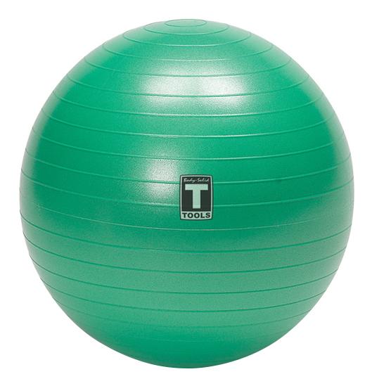 Гимнастический мяч Body Solid BSTSB45 зеленый 45 см