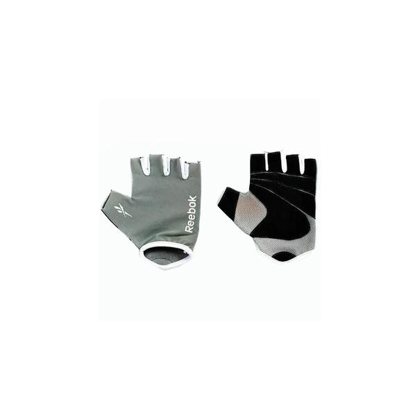 Перчатки для тяжелой атлетики и фитнеса Reebok