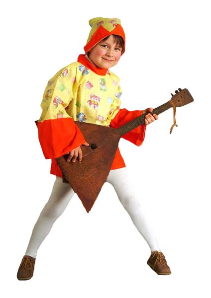 Карнавальный костюм Бока Петрушка 976 рост