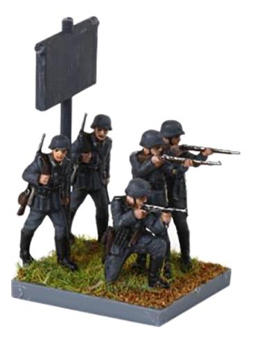 Купить Немецкая пехота 1939-1942, Модели для сборки Zvezda Немецкая Пехота 1939-1942