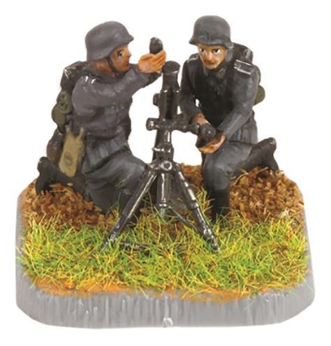 Купить Игровой набор Немецкий 81-мм миномет с расчетом 1939-1942 Zvezda, Игровые наборы