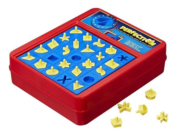 Купить Настольная игра Перфекшн Hasbro Other Games C0432, Hasbro Games, Логические игры