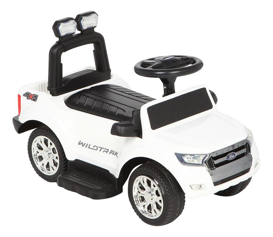 Толокар Ford Ranger белый RIVERTOYS