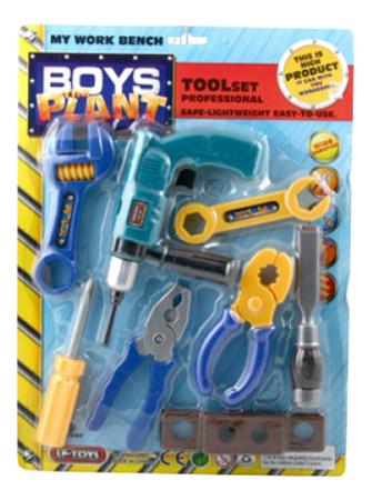 Купить Набор инструментов professional tool set Г31372, Набор инструментов Professional Tool Set Shenzhen Toys Г31372, Детские мастерские