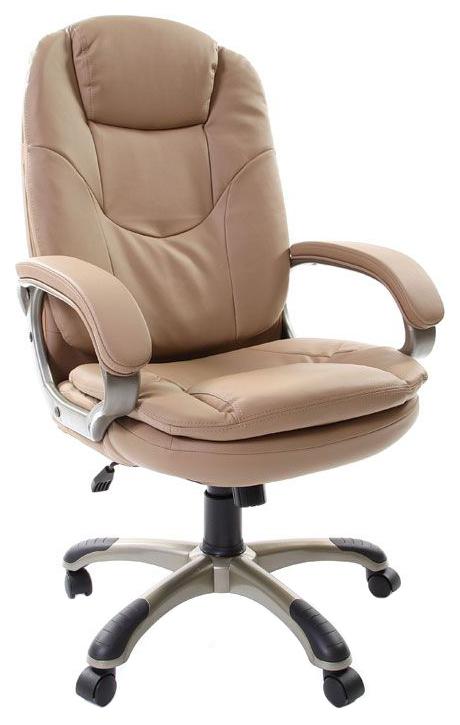 Кресло руководителя CHAIRMAN 00-07007677, бежевый