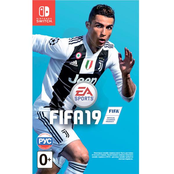 Игра FIFA 19 для Nintendo Switch