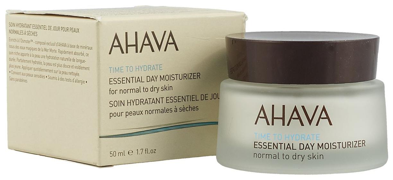 Купить Крем для лица Ahava Time To Hydrate Essential Day Moisturizer, Time To Hydrate Essential Day Moisturizer Normal to Dry Skin