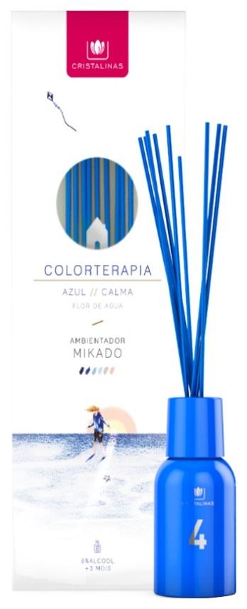 Ароматический диффузор Cristalinas Colorterapia №4 Водная лилия