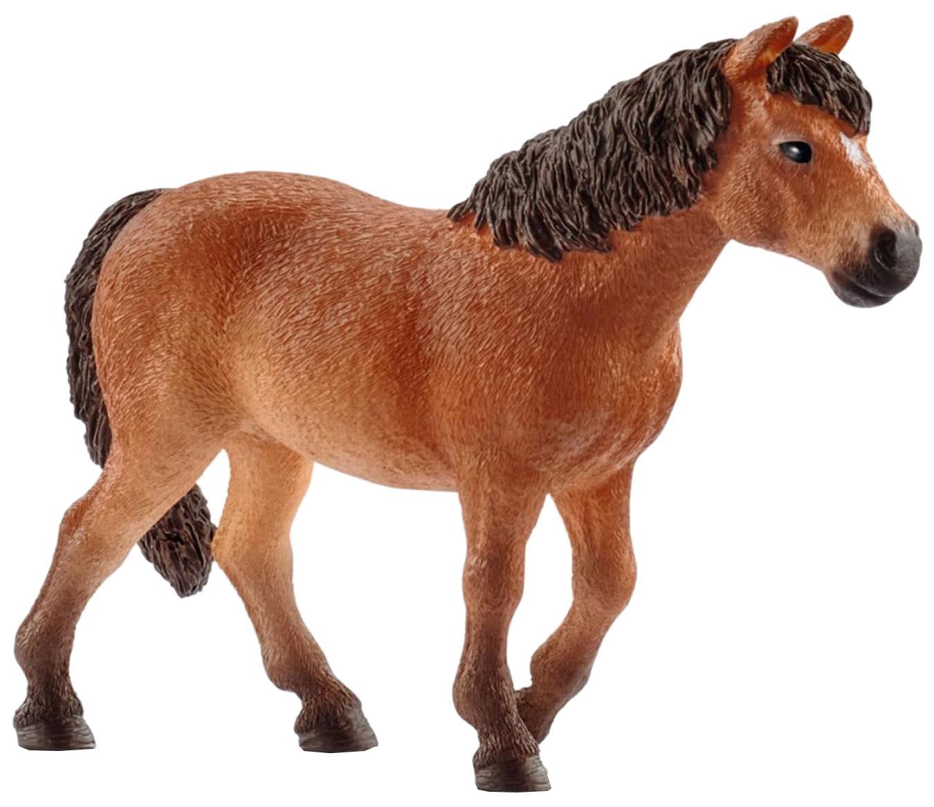 Купить Фигурка животного Schleich Кобыла Дартмурского пони 13873, Игровые фигурки