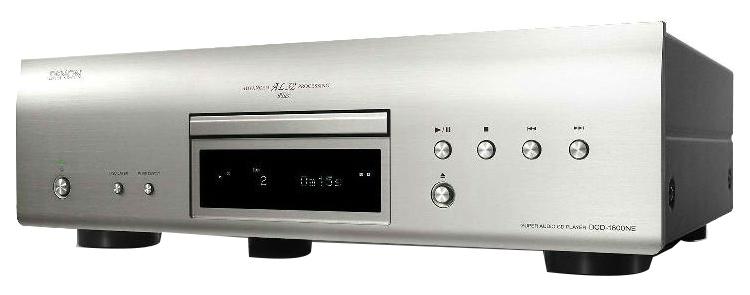 CD проигрыватель Denon DCD 1600NE Premium Silver