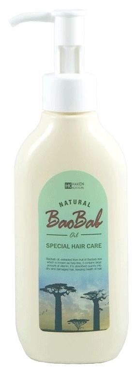 Масло для волос Gain Cosmetics Haken Baobab