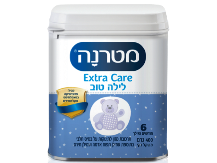 Молочная смесь Матерна Extra Care Good Night от 6 мес. с пробиотиками, 400 г