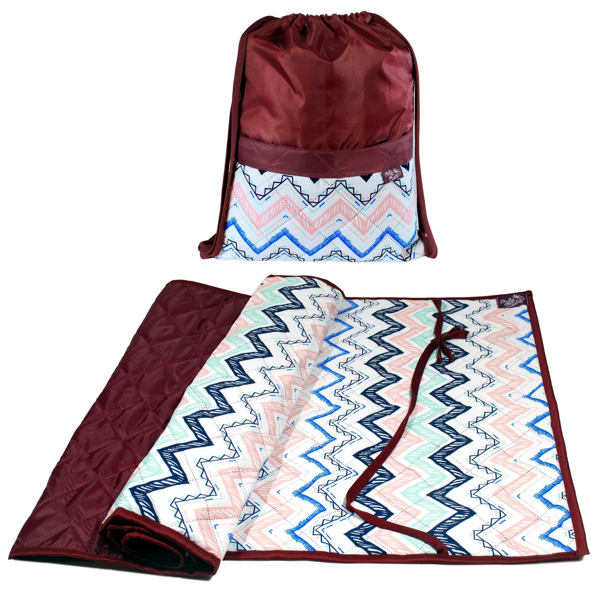 Одноместный пляжный коврик в рюкзаке OnlyCute \