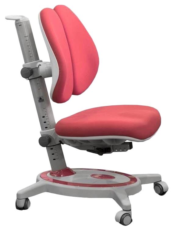 Купить Stanford Высокопрочный пластик Розовый Серый, Детское кресло Mealux Stanford (цвет обивки: розовый, цвет каркаса: серый),