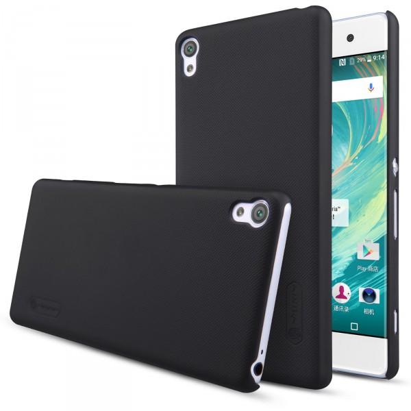 Чехол Nillkin Matte для Sony Xperia XA / XA Dual Black