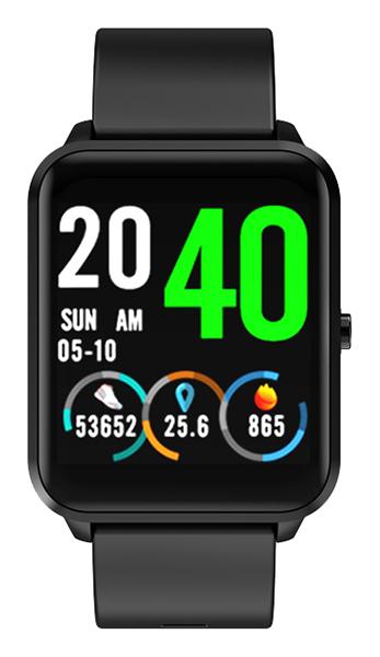 Смарт часы Digma Smartline T1 Black