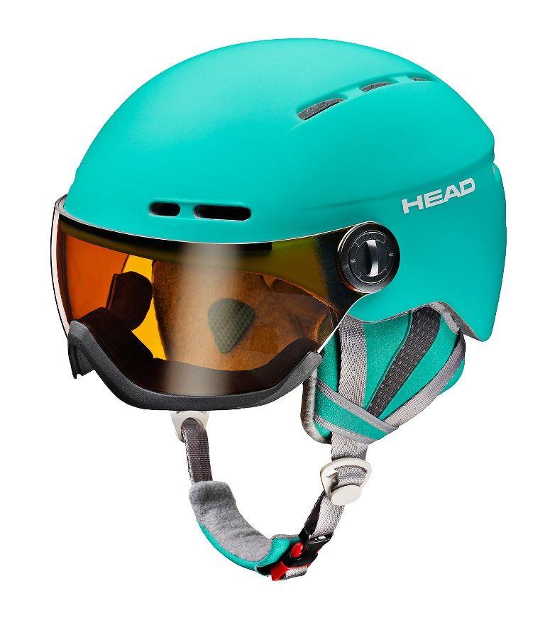 Горнолыжный шлем Head Queen Turquoise 2018 turquoise, M/L фото