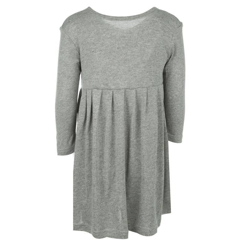Купить 2006d, Платье UNONA GO, цв. серый, 140 р-р, Платья для девочек