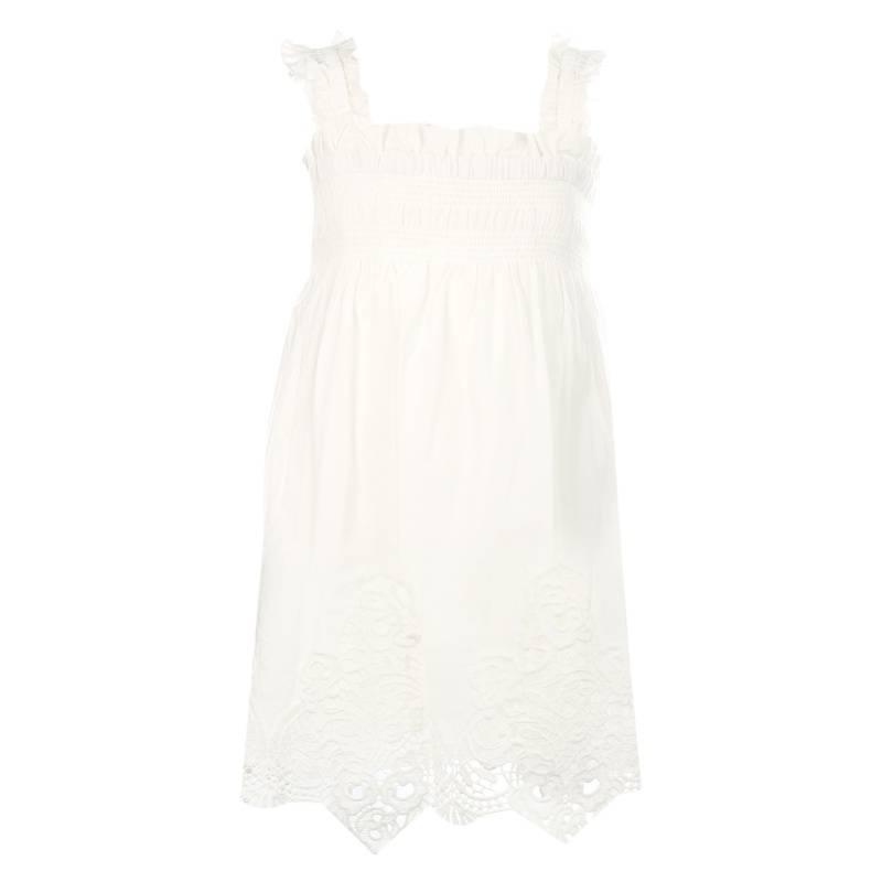 Купить Платье MAYORAL, цв. бежевый, 122 р-р, Детские платья и сарафаны