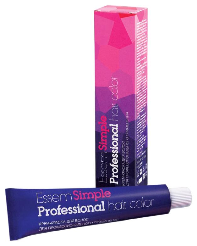 Краска для волос Essem Simple Hair color 10.78 Жемчужно-бежевый очень светлый 60 мл