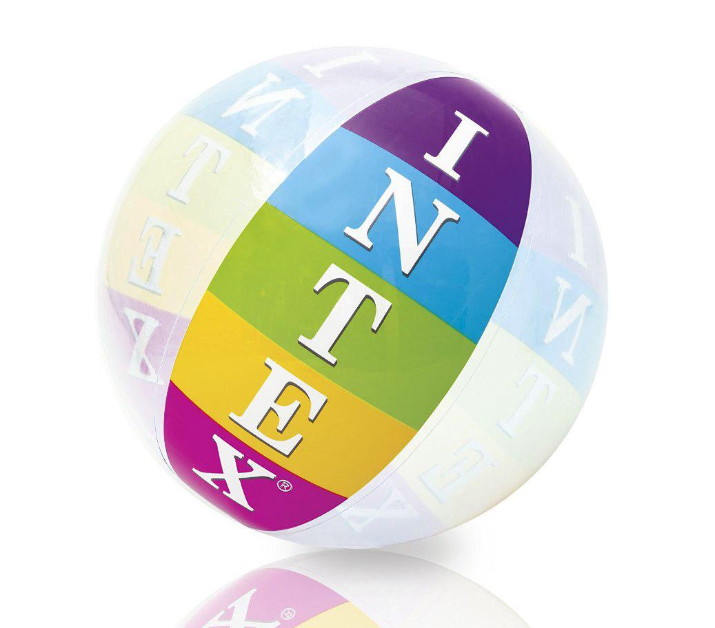 Пляжный мяч INTEX 91cм