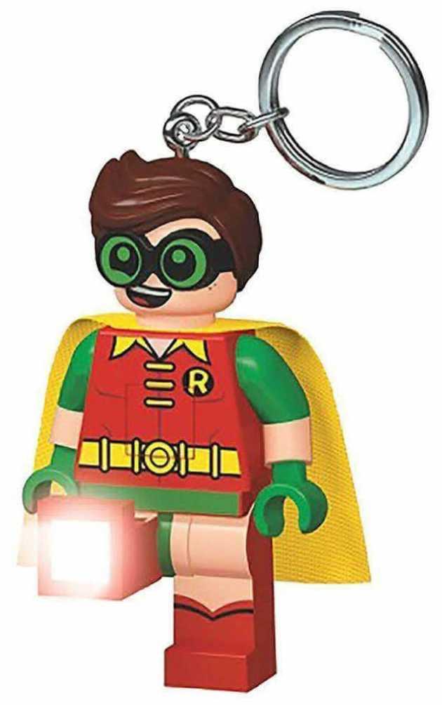 Брелок фонарик для ключей LEGO