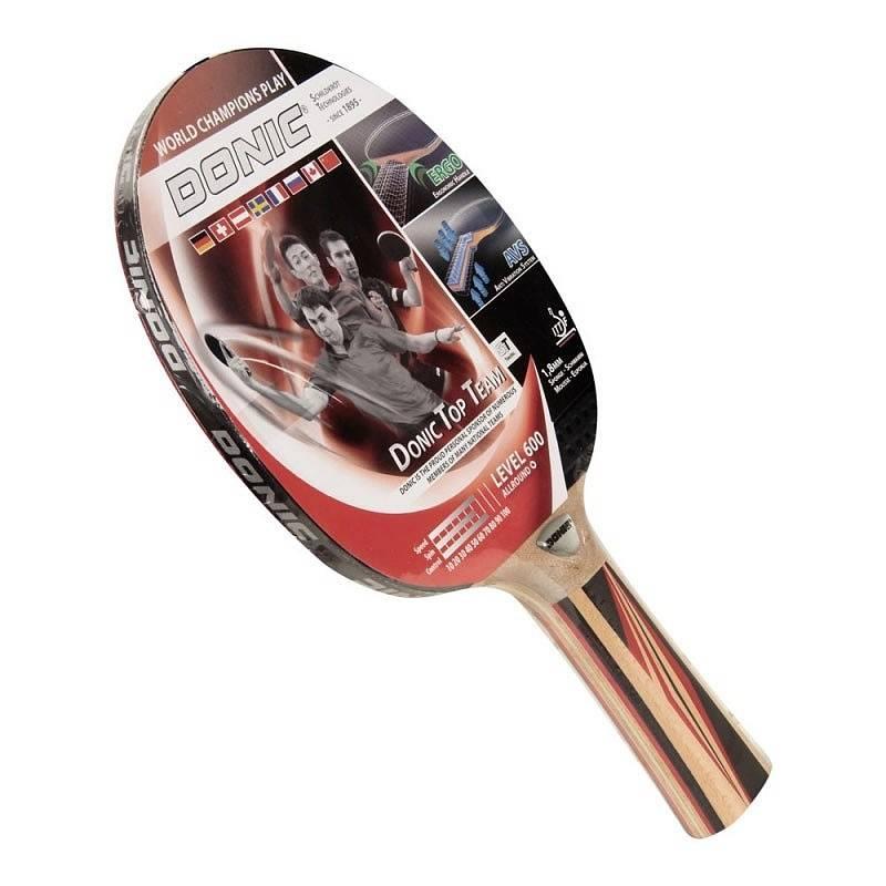 Ракетка для настольного тенниса Donic Schildkrot Top Team 300, Тренировочный Top Team 300