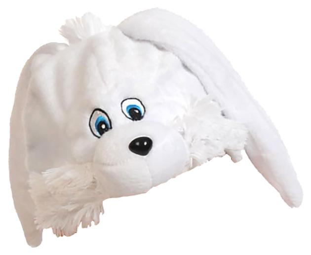 Карнавальная маска-шапка Карнавалофф Зайчик, размер 53