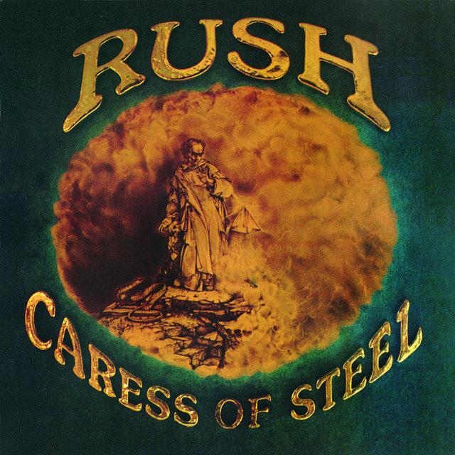 Виниловая пластинка Rush Caress Of Steel (LP) фото