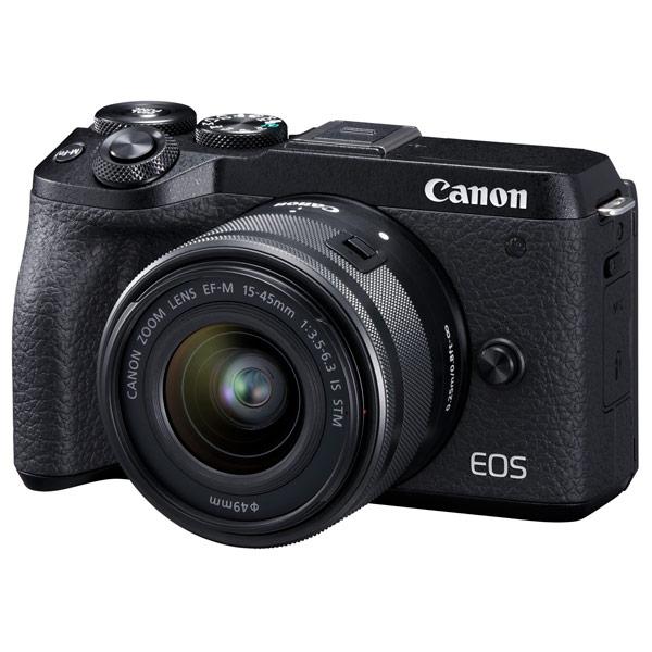Фотоаппарат системный Canon EOS M6 Mark
