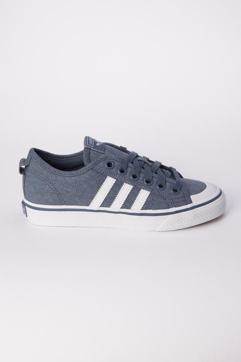 Кроссовки женские Adidas Nizza серые 36,5 RU
