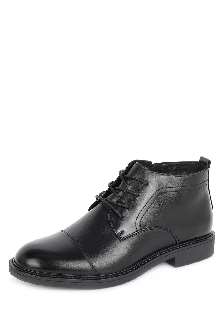 Ботинки мужские Pierre Cardin 26007320 черные 40 RU