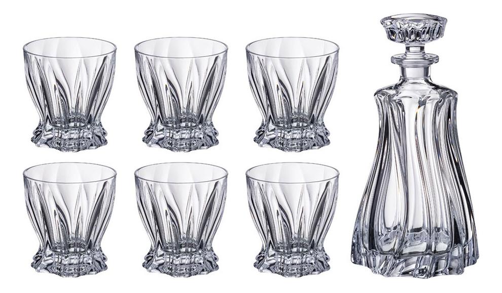 Набор для виски Aurum Crystal 614 582