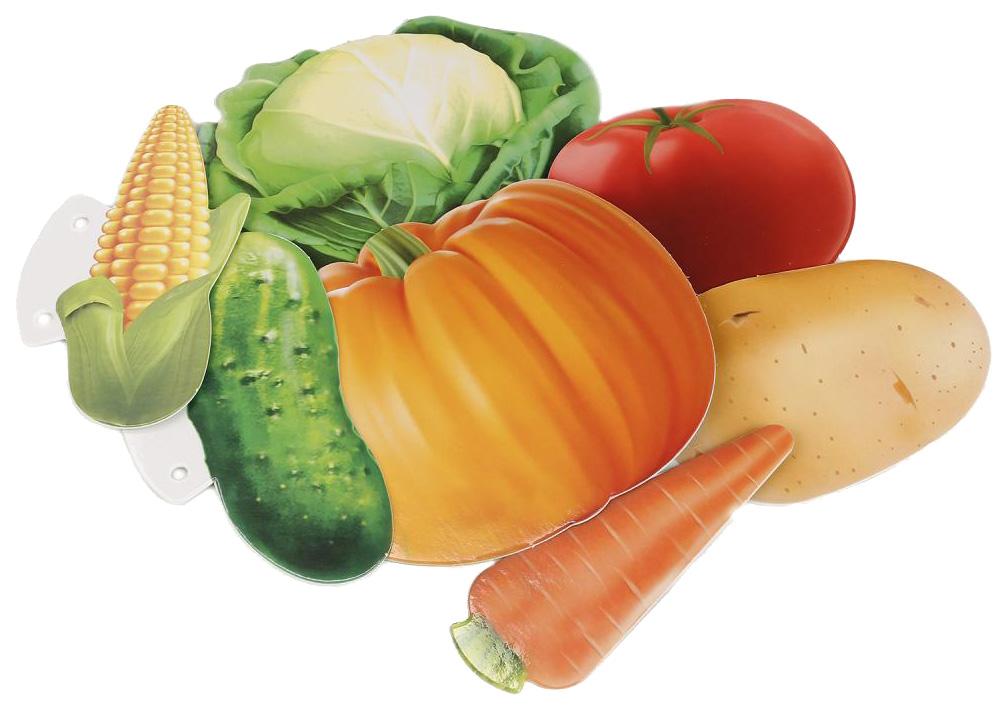 Дидактические игры Умка Овощи