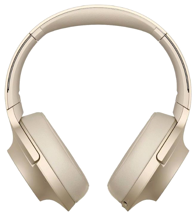 Беспроводные наушники Sony WH-H 900 Gold