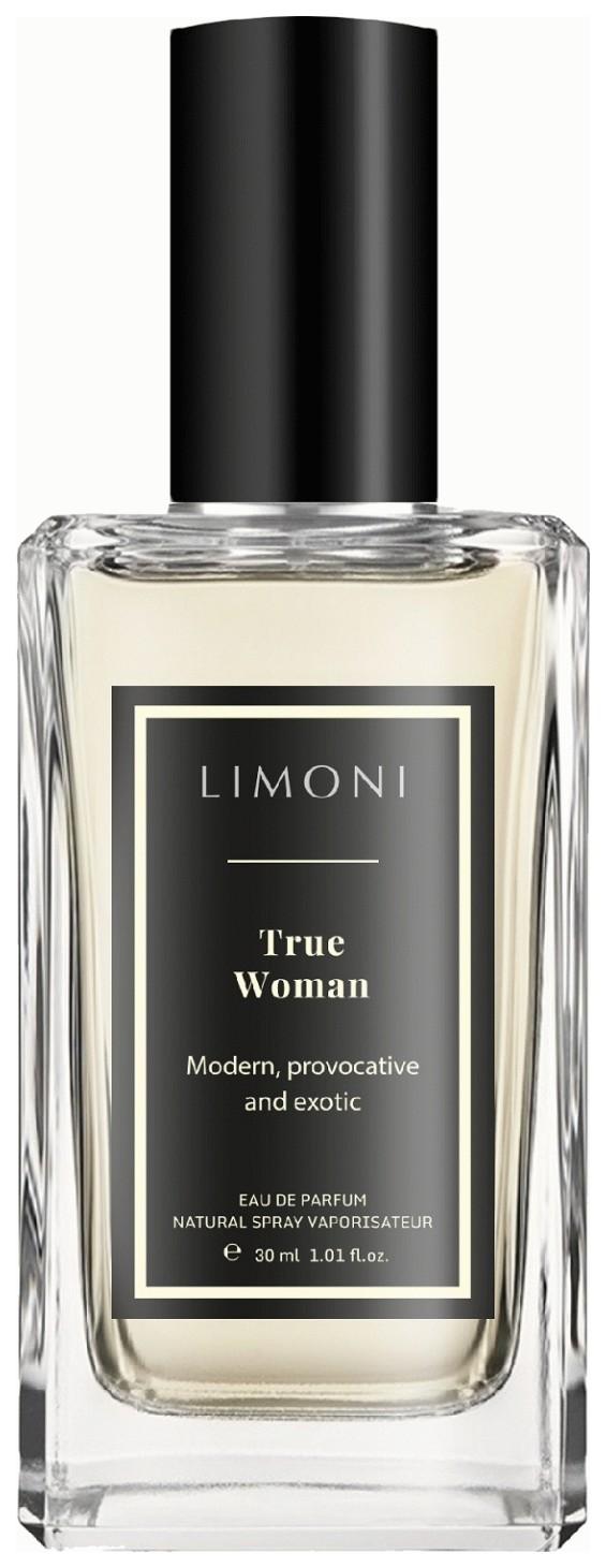 Парфюмерная вода Limoni True Woman 30 мл