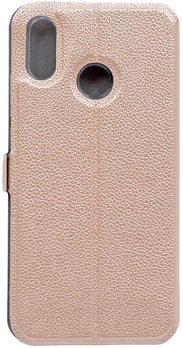 Чехол GOSSO CASES Book Type UltraSlim для Huawei P20 Lite золотой