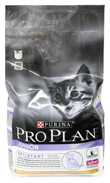 Сухой корм для котят PRO PLAN Junior