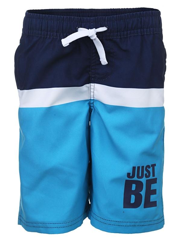 Купить Шорты для купания PlayToday темно-синий р.110, Play Today, Детские брюки и шорты