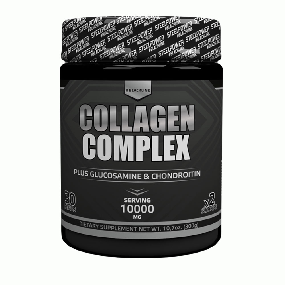 Комплексное средство Steel Power Nutrition Collagen Complex 300 г ананас фото