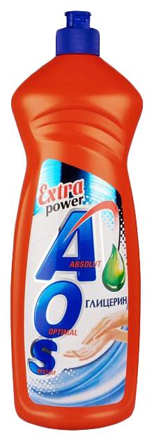 Средство для мытья посуды Aos еxtra power