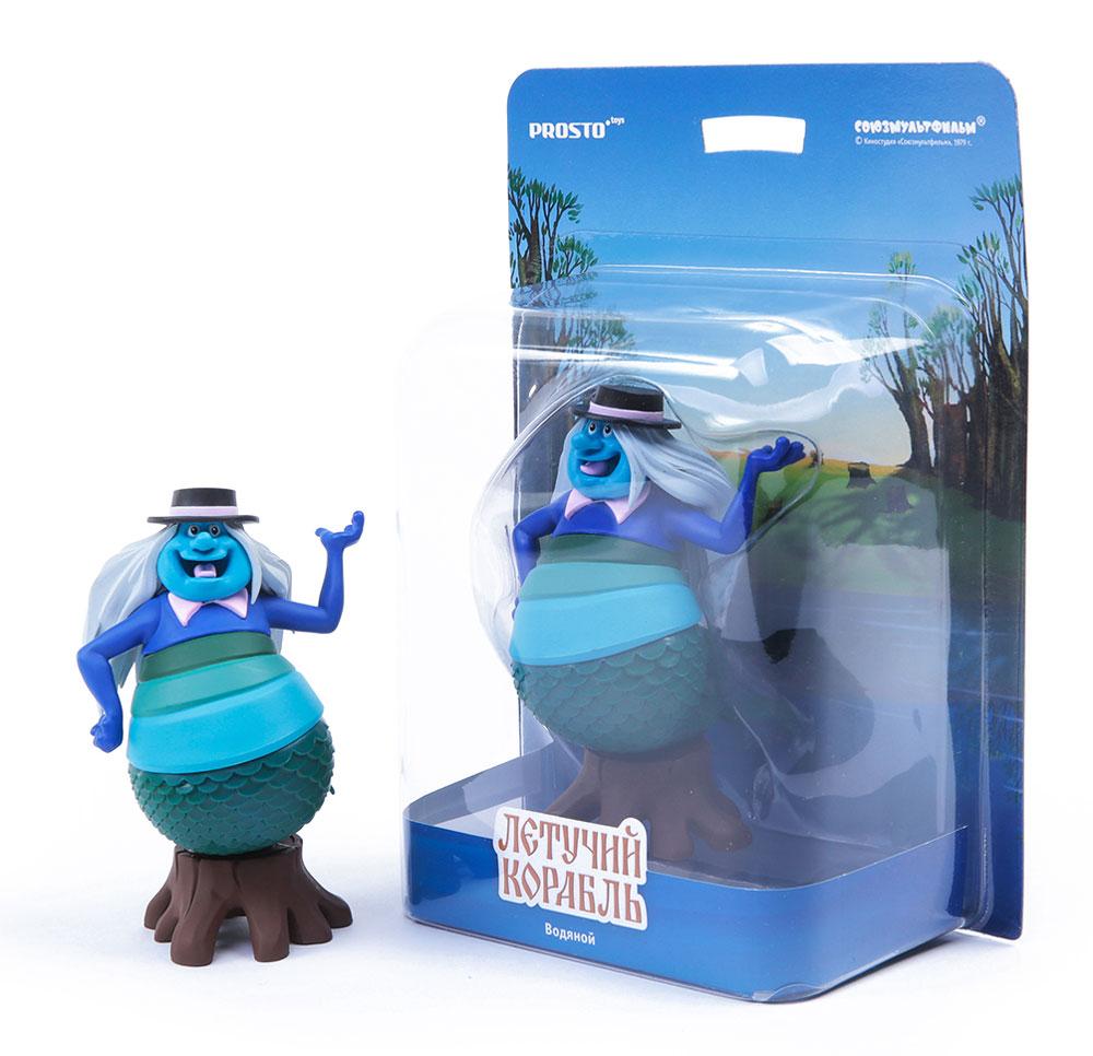 Коллекционная игрушка Prosto Toys Летучий корабль Водяной