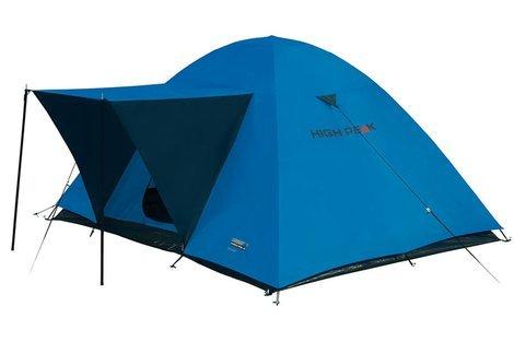 Палатка High Peak Texel трехместная синяя