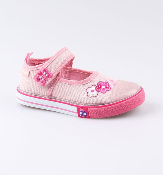 Купить Кеды Котофей для девочки р.27 331110-11 розовый, Детские кеды